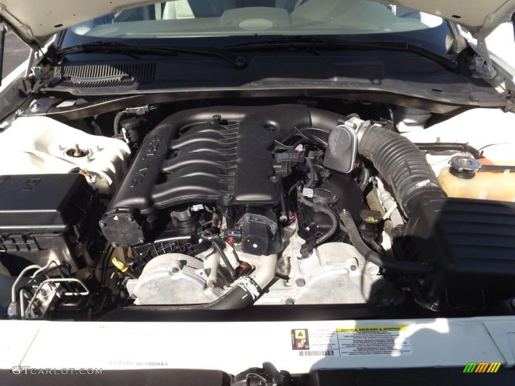 2008 Chrysler 300 Limited 3 5 Liter Sohc 24 Valve V6