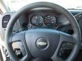 2012 Blue Granite Metallic Chevrolet Silverado 1500 LS Crew Cab 4x4  photo #12