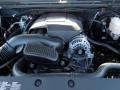2012 Blue Granite Metallic Chevrolet Silverado 1500 LS Crew Cab 4x4  photo #23