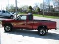 Cherry Red Pearl Metallic - Hardbody Truck XE Extended Cab 4x4 Photo No. 1
