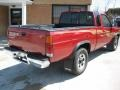 Cherry Red Pearl Metallic - Hardbody Truck XE Extended Cab 4x4 Photo No. 5