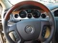 Cashmere/Cocoa Steering Wheel Photo for 2011 Buick Enclave #61278806