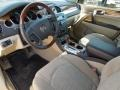 Cashmere/Cocoa Prime Interior Photo for 2011 Buick Enclave #61278932