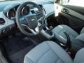 Medium Titanium 2012 Chevrolet Cruze Interiors