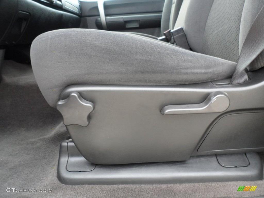 2008 Gmc Sierra 1500 Sle Crew Cab 4x4 Front Seat Photo