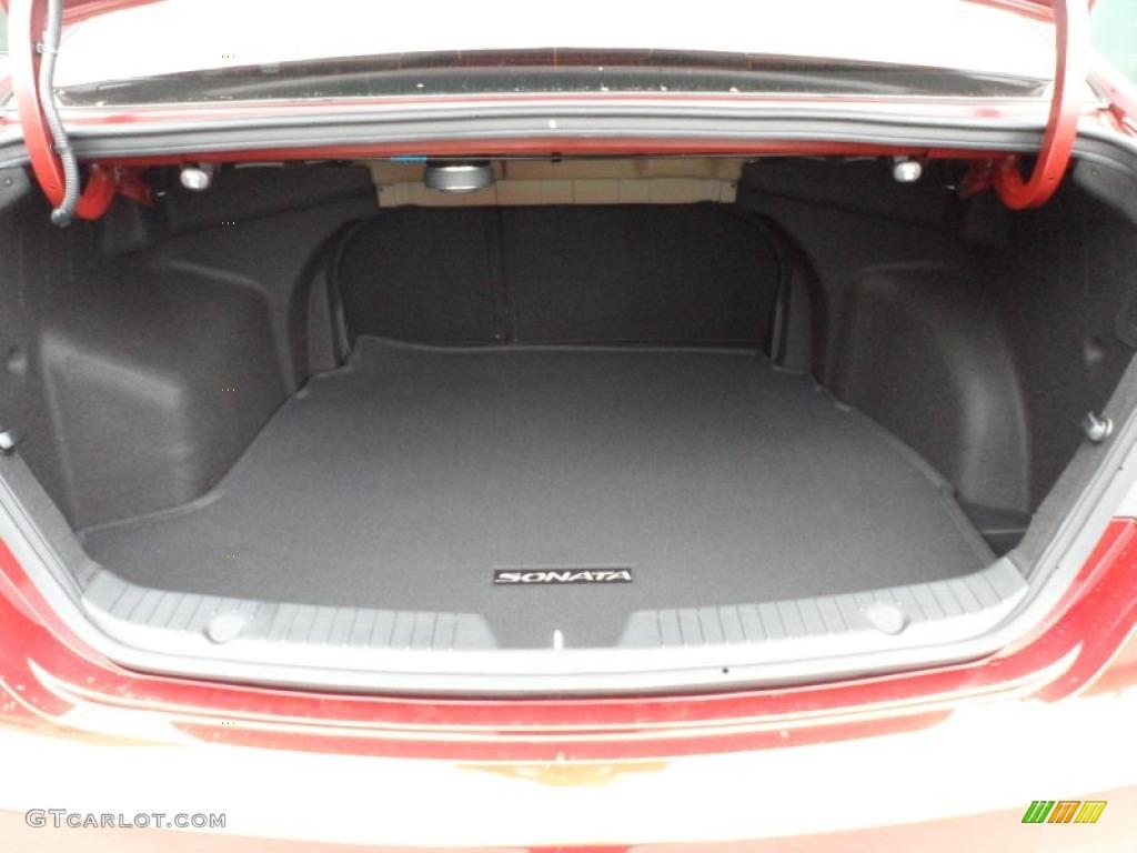 2012 Hyundai Sonata Limited 2 0t Trunk Photos Gtcarlot Com