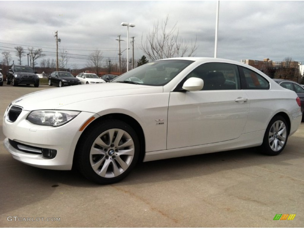 mineral white metallic 2012 bmw 3 series 328i xdrive coupe exterior photo 61284767. Black Bedroom Furniture Sets. Home Design Ideas