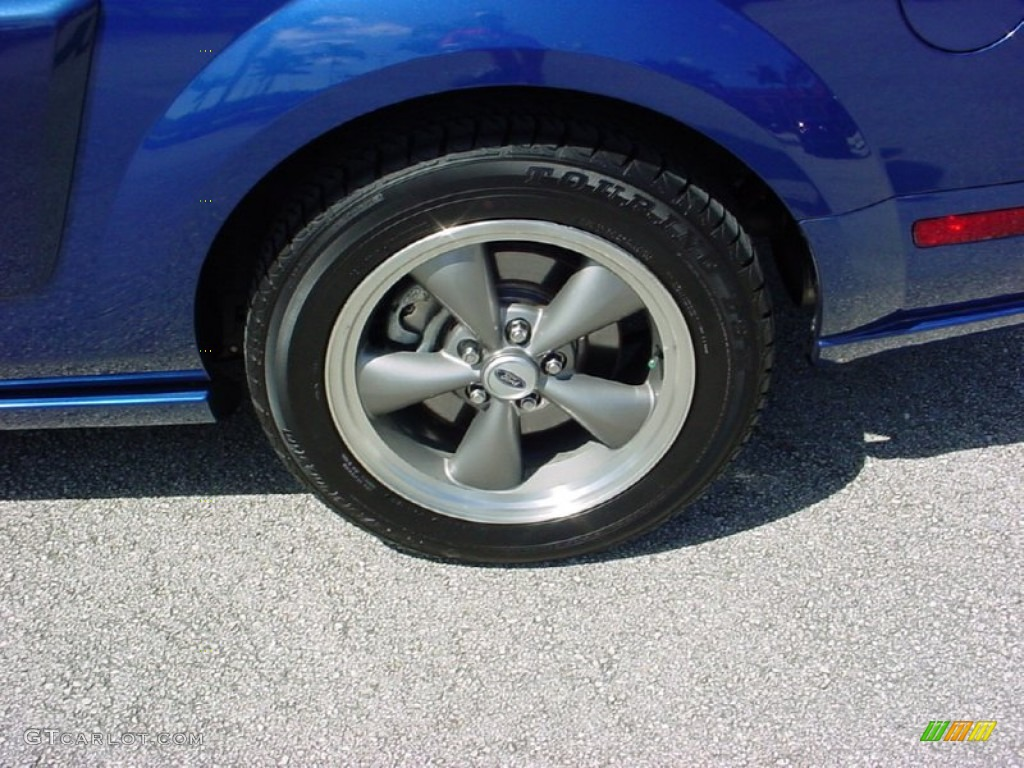 2006 Ford Mustang GT Premium Coupe Wheel Photo #61299446