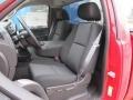 2012 Victory Red Chevrolet Silverado 1500 LT Regular Cab 4x4  photo #9