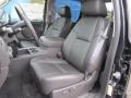 2012 Black Chevrolet Silverado 1500 LTZ Crew Cab 4x4  photo #8