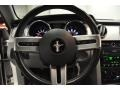2007 Performance White Ford Mustang V6 Deluxe Coupe  photo #11