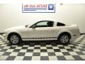 2007 Performance White Ford Mustang V6 Deluxe Coupe  photo #19