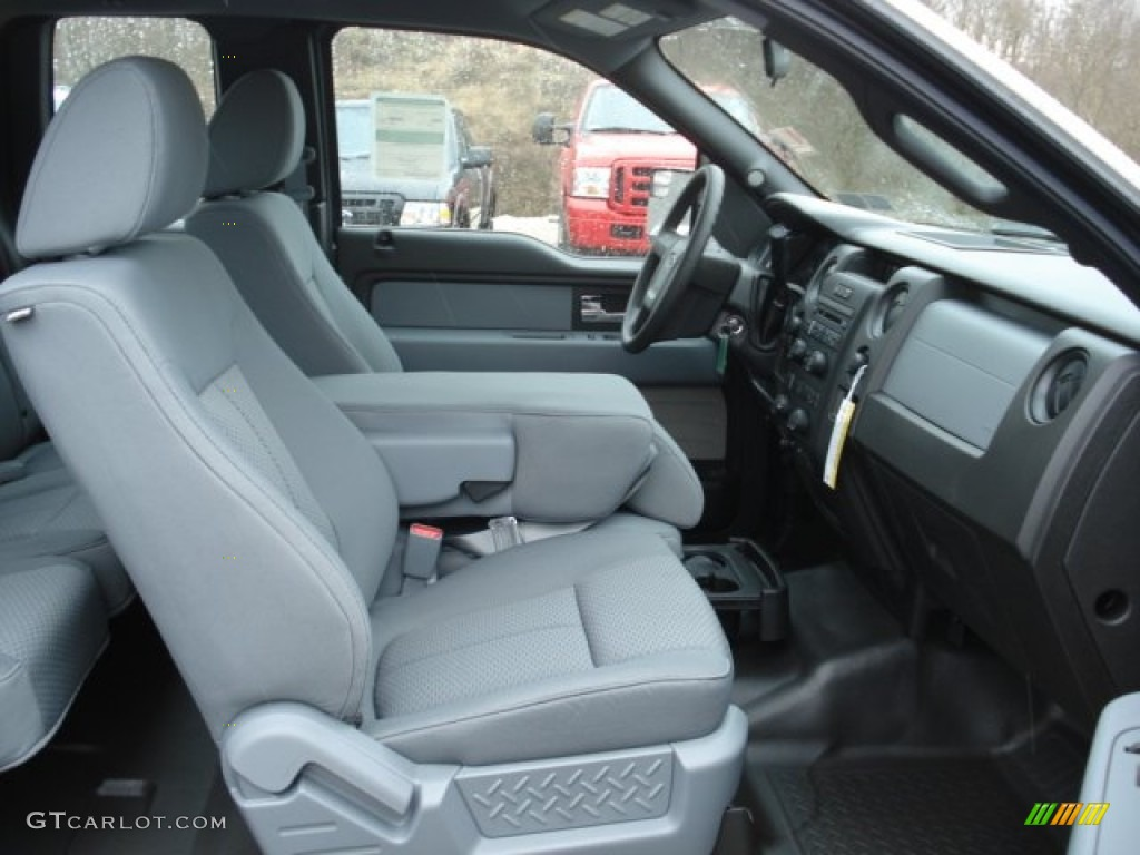 2012 Ford F150 Xl Supercab 4x4 Interior Photo 61312445