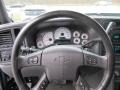 Dark Charcoal Steering Wheel Photo for 2004 Chevrolet Silverado 1500 #61317501