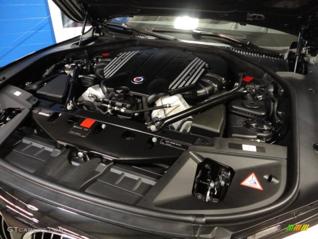 2012 bmw 7 series alpina b7 lwb 4.4 liter alpina di twinpower