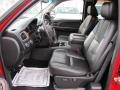 2009 Victory Red Chevrolet Silverado 1500 LTZ Extended Cab 4x4  photo #8