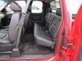 2009 Victory Red Chevrolet Silverado 1500 LTZ Extended Cab 4x4  photo #26