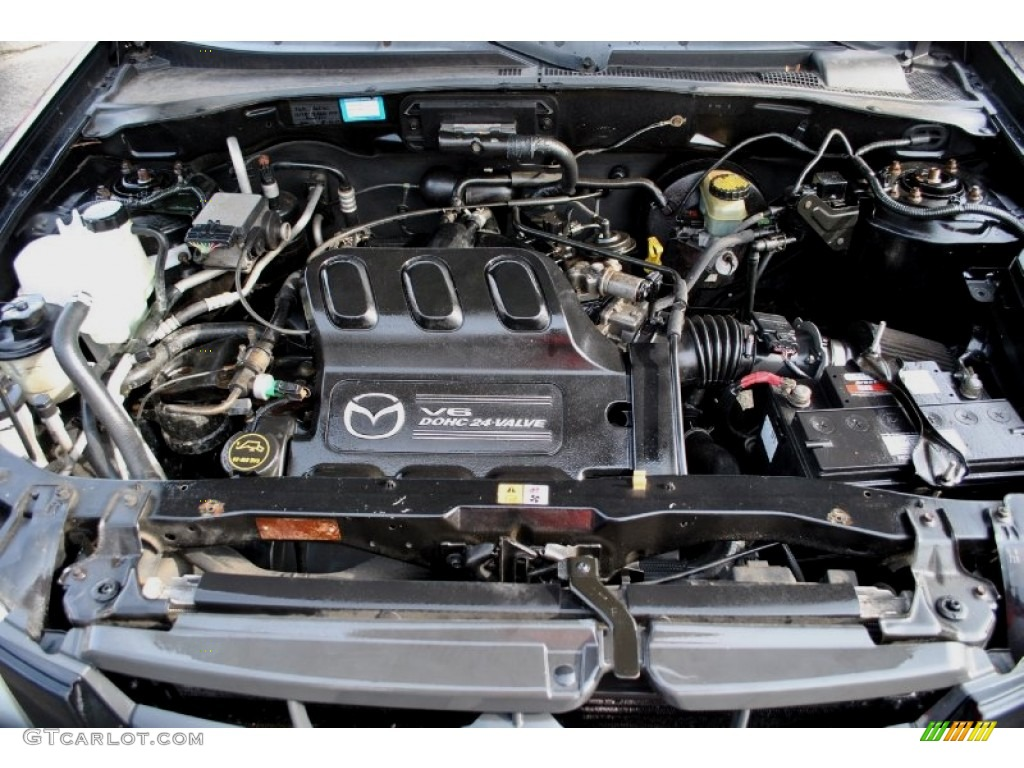 2005 Mazda Tribute Engine Diagram Manual Of Wiring 3 0 V6 6