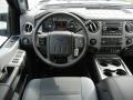 2012 Tuxedo Black Metallic Ford F250 Super Duty XLT Crew Cab 4x4  photo #7