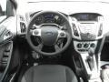 2012 Oxford White Ford Focus SE 5-Door  photo #7