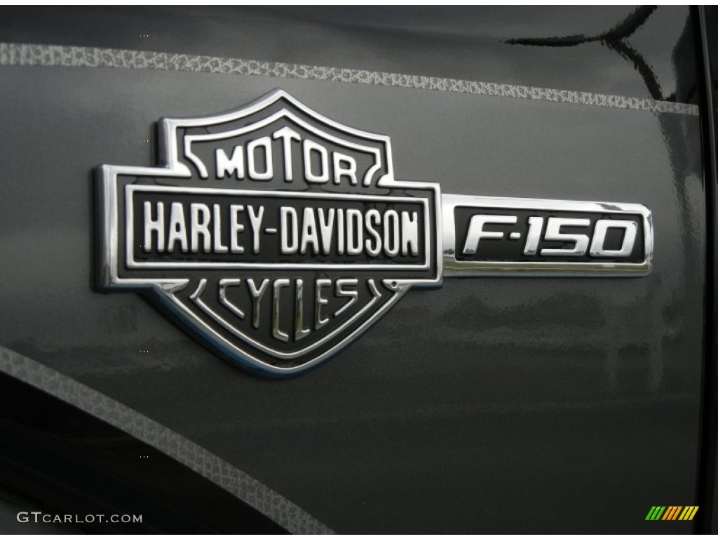 2012 ford f150 harley davidson supercrew 4x4 marks and logos photo 61366434. Black Bedroom Furniture Sets. Home Design Ideas