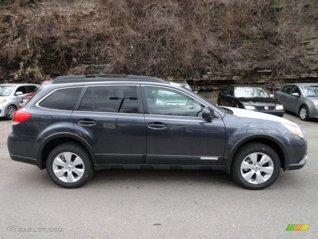 Subaru Outback Colors >> Graphite Gray Metallic 2012 Subaru Outback 2.5i Limited ...