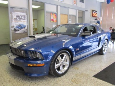 2008 ford mustang shelby gt coupe data info and specs. Black Bedroom Furniture Sets. Home Design Ideas