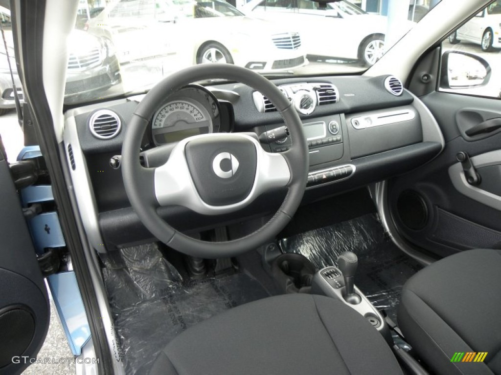 2011 smart fortwo passion coupe interior photo 61383969. Black Bedroom Furniture Sets. Home Design Ideas