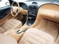 1996 Ford Mustang Saddle Interior Dashboard Photo