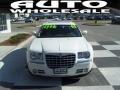 2008 Stone White Chrysler 300 Limited  photo #2