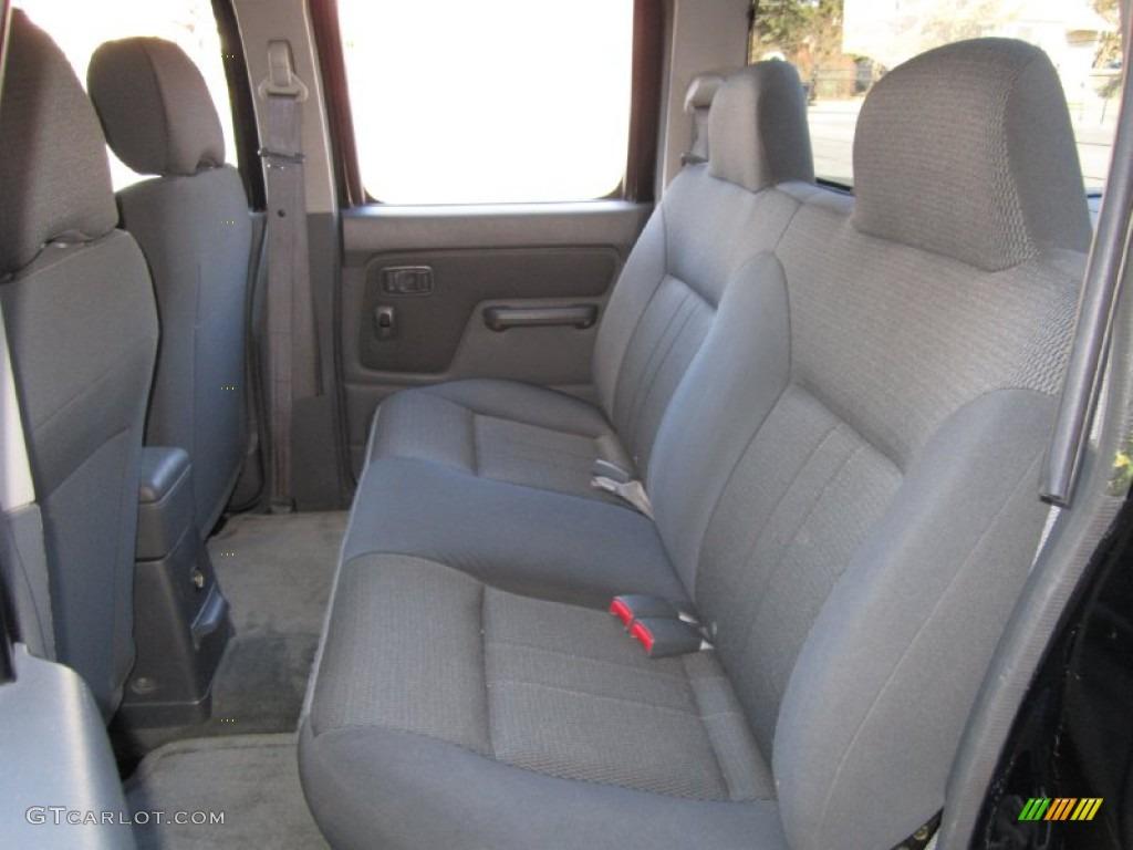 2003 Nissan Frontier Xe V6 Crew Cab 4x4 Interior Photo 61387194