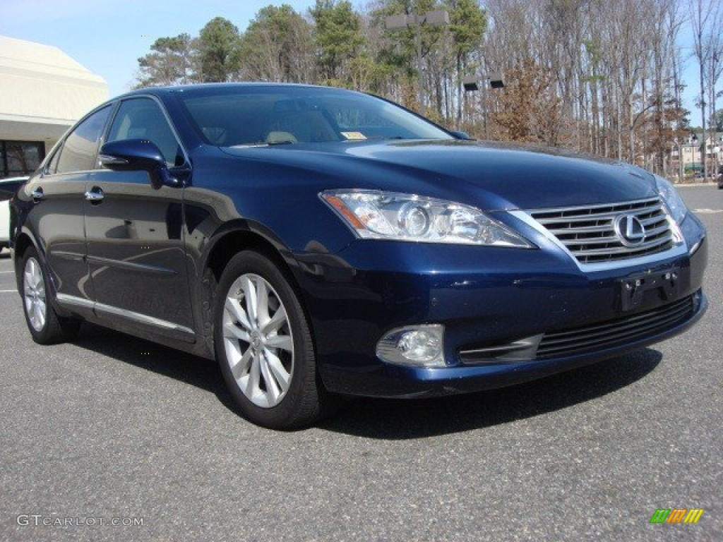 2011 deep sea blue mica lexus es 350 61344327 gtcarlot. Black Bedroom Furniture Sets. Home Design Ideas