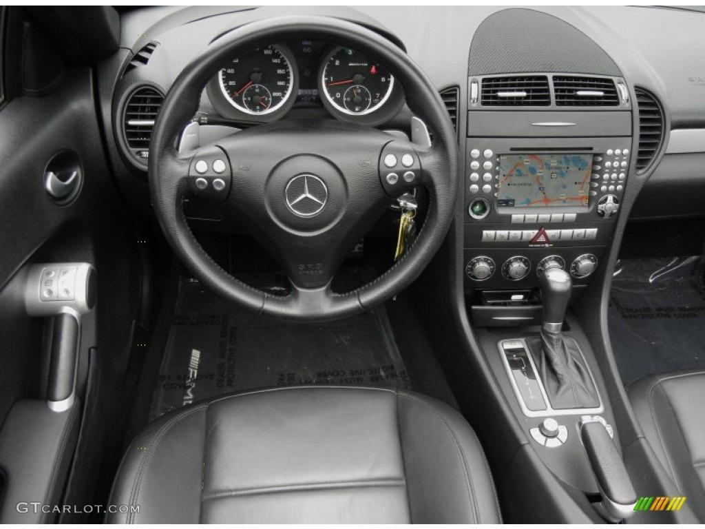 2007 mercedes benz slk 55 amg roadster dashboard photos for Mercedes benz dashboard lights not working