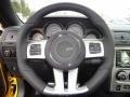 Dark Slate Gray Steering Wheel Photo for 2012 Dodge Challenger #61393633