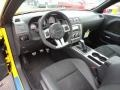 Dark Slate Gray Prime Interior Photo for 2012 Dodge Challenger #61393642