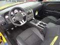 Dark Slate Gray Prime Interior Photo for 2012 Dodge Challenger #61393660