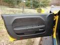 Dark Slate Gray Door Panel Photo for 2012 Dodge Challenger #61393690