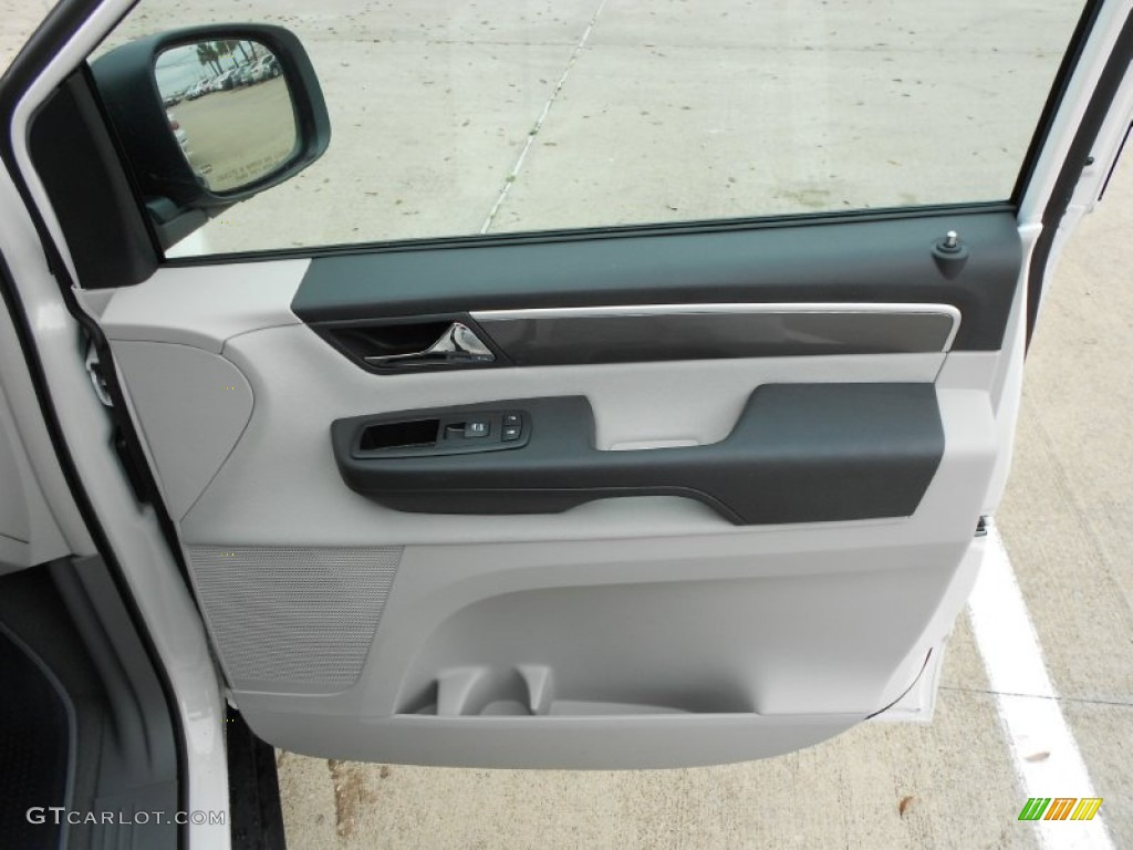 I tried to remove door panel for 2009 VW routan. I have no idea where I can start with. Let me know the step. Thanks Please reply on this article. & VWVortex.com - How to remove passenger door panel?