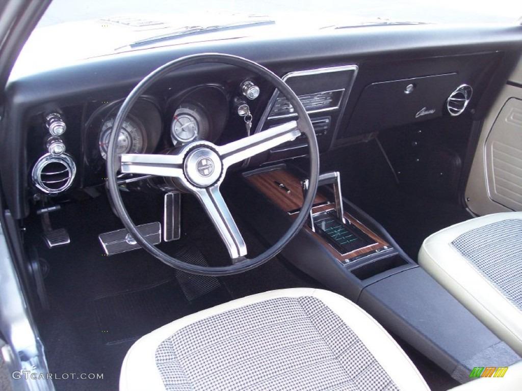 1968 Chevrolet Camaro Convertible Dashboard Photos