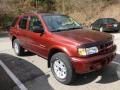 2002 Currant Red Mica Isuzu Rodeo LS 4WD #61344075