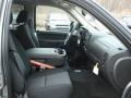 2012 Graystone Metallic Chevrolet Silverado 1500 LT Crew Cab 4x4  photo #16