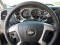 2012 Black Granite Metallic Chevrolet Silverado 1500 LT Crew Cab 4x4  photo #12