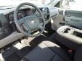 2012 Blue Granite Metallic Chevrolet Silverado 1500 LS Regular Cab  photo #22