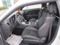 Dark Slate Gray Interior Photo for 2012 Dodge Challenger #61445901