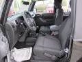 Black Interior Photo for 2012 Jeep Wrangler #61446954