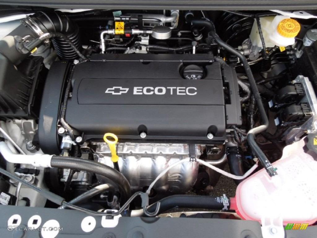 2012 Chevrolet Sonic LT Sedan 1.8 Liter DOHC 16-Valve VVT 4 Cylinder Engine Photo #61446975 ...