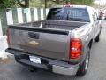 2012 Mocha Steel Metallic Chevrolet Silverado 1500 LT Crew Cab 4x4  photo #2