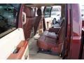 2012 Autumn Red Metallic Ford F250 Super Duty King Ranch Crew Cab 4x4  photo #9