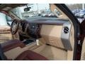 2012 Autumn Red Metallic Ford F250 Super Duty King Ranch Crew Cab 4x4  photo #13