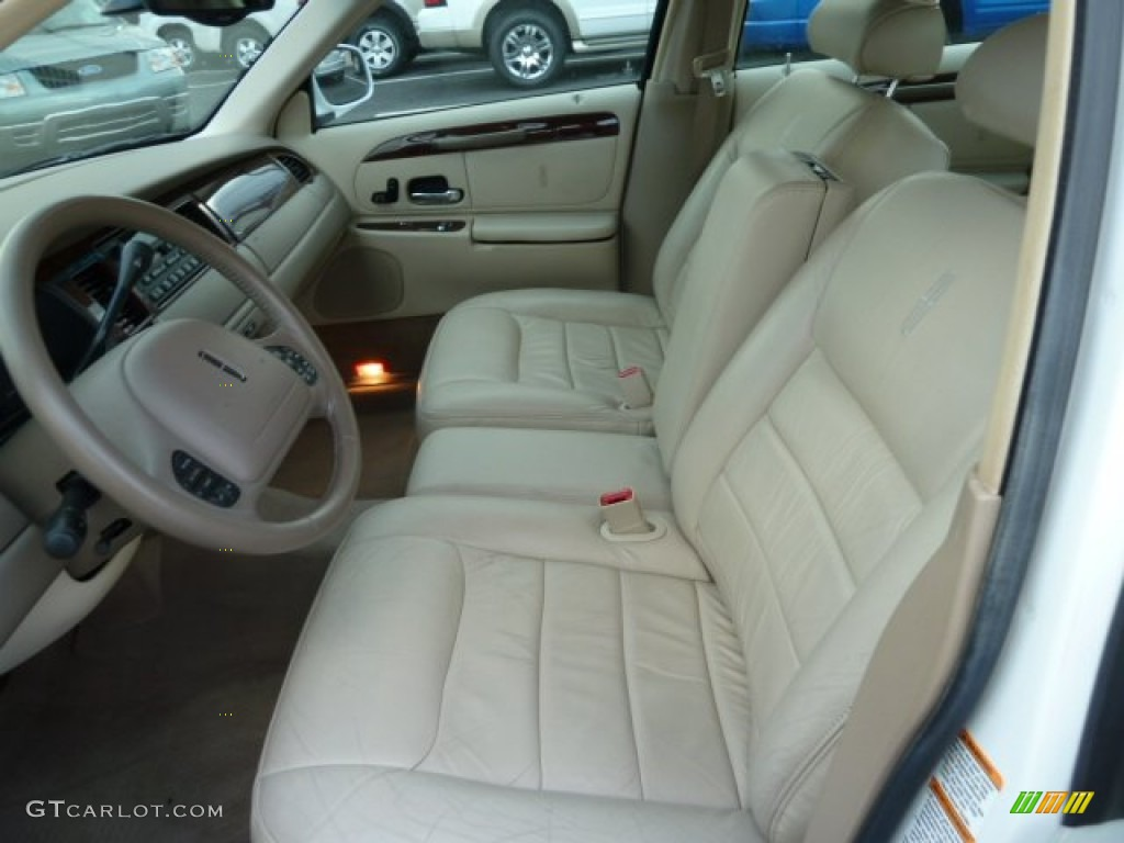 2000 lincoln town car signature interior photos. Black Bedroom Furniture Sets. Home Design Ideas